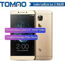 Nouveau LeEco LeTV Le S3 X626/Le 2 X526 X520/X620/X625 téléphone 5.5 ''FHD écran Android6.0 Smartphone Charge rapide tactile ID russe