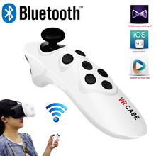 Universal Portable BT Bluetooth Wireless Mouse Remote Control Joystick Gamepads for VR Case 3D Glasses for