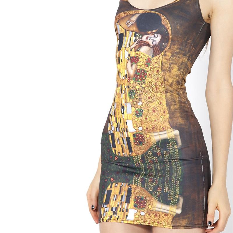 61399bb04d3d0 2015 Summer Women Dress Alternative Artwork Tshirt Dress Self ...