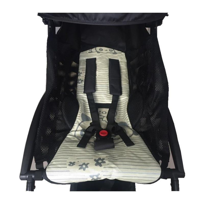Summer Baby stroller accessory bamboo fiber cool mat seat cushion one pic fit for babyzen yoyo stroller bebek arabasi poussetteSummer Baby stroller accessory bamboo fiber cool mat seat cushion one pic fit for babyzen yoyo stroller bebek arabasi poussette