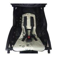 Summer Baby stroller accessory bamboo fiber cool mat seat cushion one pic fit for babyzen yoyo stroller bebek arabasi poussette