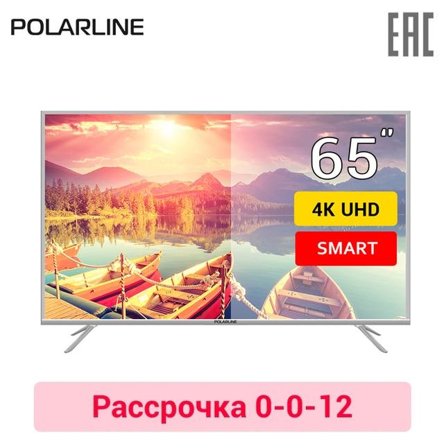 """Телевизор 65"""" Polarline 65PU51TC-SM 4K SmartTV"""