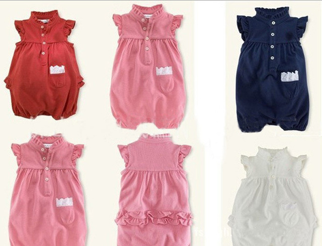 dc1b15bf8 2015 newborn infant rompers summer style new designer toddler ...