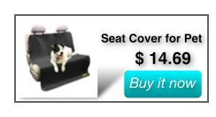 Seat Cover for Pet $14.69