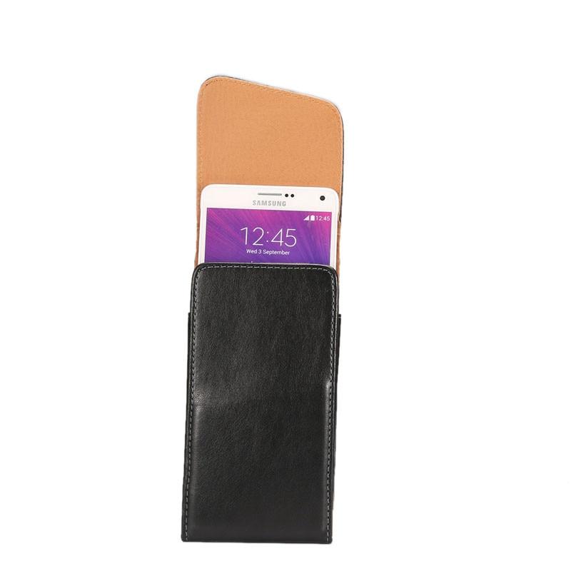 Untuk Samsung Galaxy S8 Belt Clip Holster Mewah PU Kulit Telepon - Aksesori dan suku cadang ponsel - Foto 4