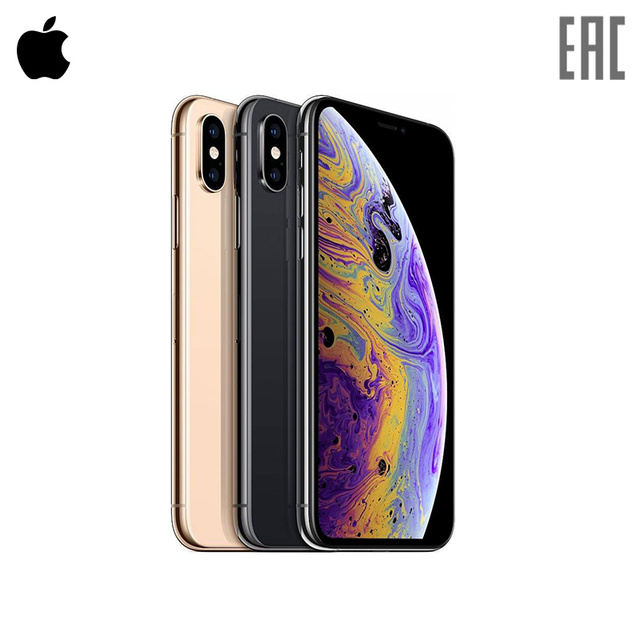 Смартфон Apple iPhone XS 256 ГБ