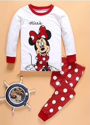 the best attitude 32aa0 ac700 Neue Kinder Kleidung Kinder Minions Pyjamas Baby Pyjamas Jungen Mädchen  100% Cotton Pijamas Kinder Nachtwäsche
