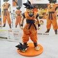 DOD de Dragon Ball Z Goku PVC Figura de Acción de 21 CM Modelo de Juguete