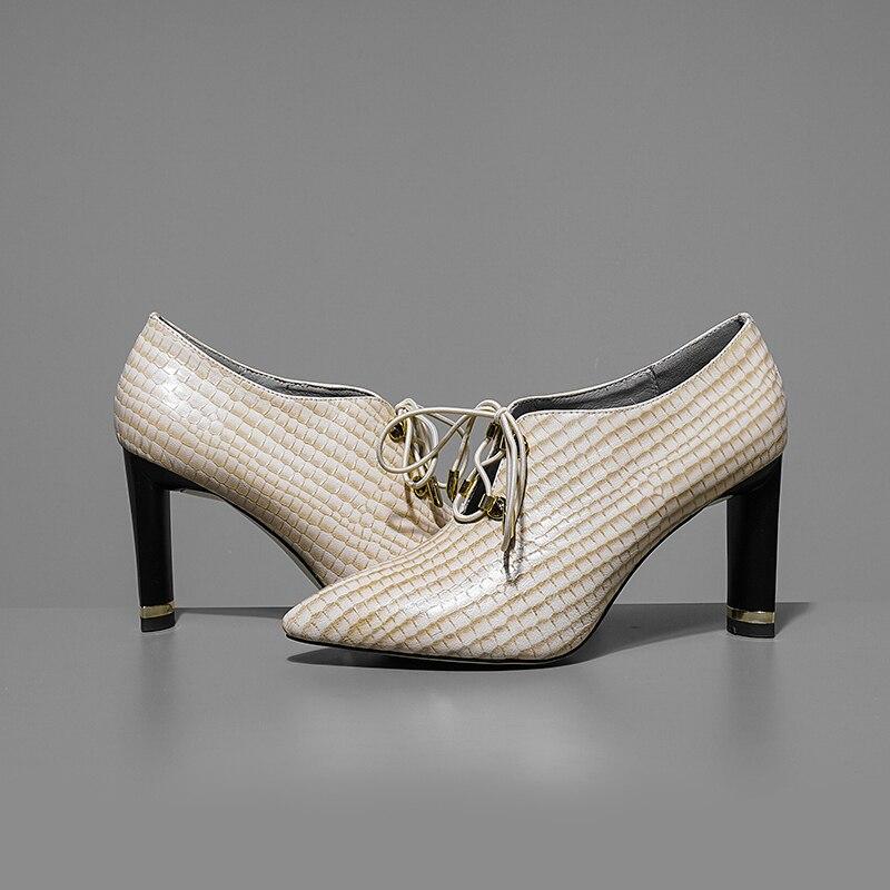 أحذية الربيع مكتب القدم 5