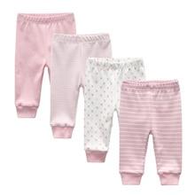 Детская одежда на весну и осень, штаны для мальчиков и девочек, хлопковые брюки, штаны для малышей