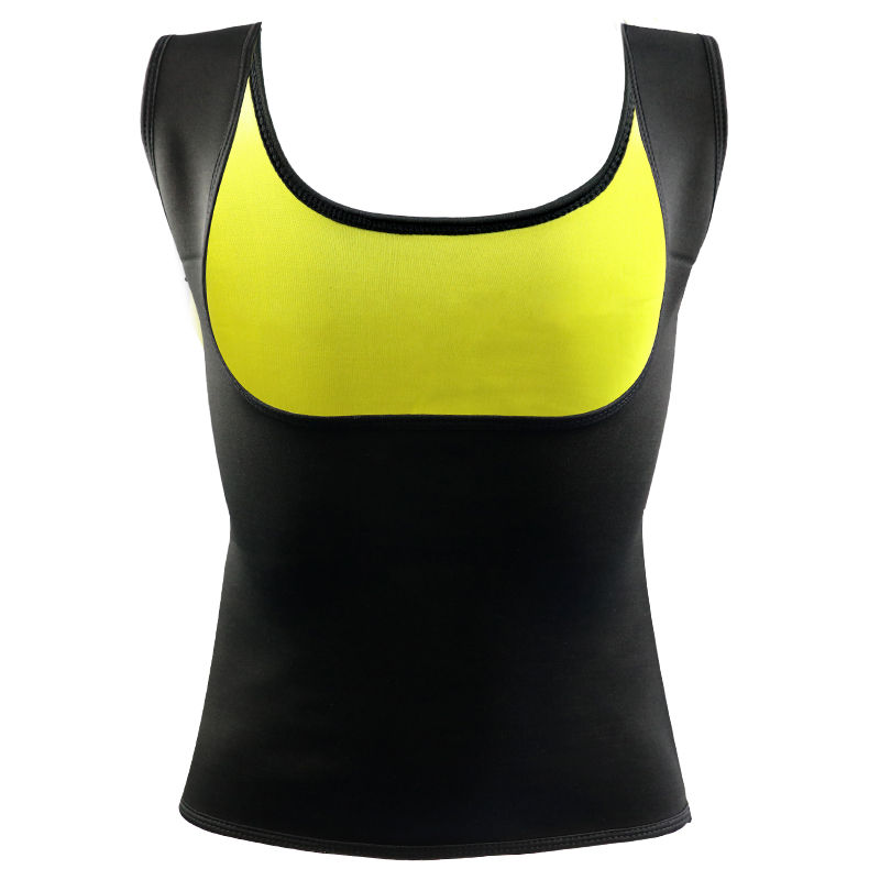 Women Neoprene Shapewear Push Up Vest Waist Trainer Tummy Belly Girdle Hot Body Shaper Waist Cincher Corset 1
