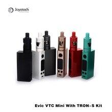 Русский Warehouse original eVic vtc Mini с TRON-S комплект Joyetech электронная сигарета kit 1 w-75 W and 4 ml атомиз e R e VIC vtc min трон
