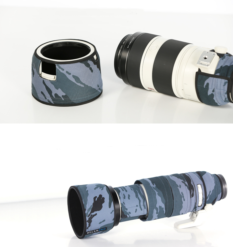lens camouflage