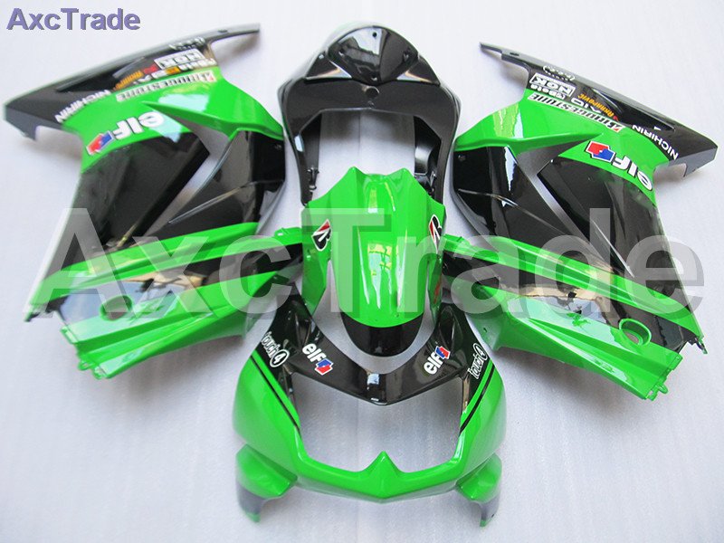 Fit For Kawasaki Ninja 250 ZX250 EX250 2008-2012 08 - 12 Motorcycle Fairing Kit High Quality ABS Plastic Injection Molding C563 motorcycle fairings for kawasaki ninja 250 zx250 ex250 2008 2012 08 12 abs plastic injection fairing bodywork kit green a650
