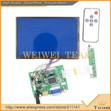 Buy 100% Tested 7 inch 1280X800 IPS Screen HD Digital LCD Monitor Display HD MI VGA 2AV 2 AV Raspberry Pi banana pi With key board