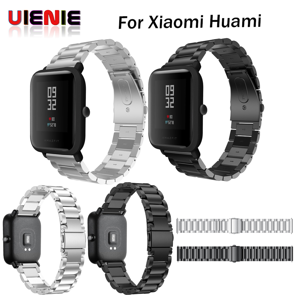 все цены на For Samsung Gear S2 Classic Frontier watch Band for samsung S2 sport Bracelet Strap For xiaomi huami amazfit bip pace lite 20mm онлайн