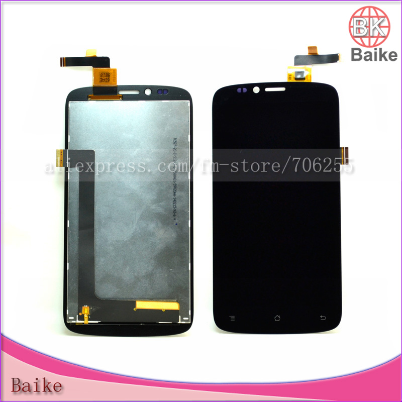 ФОТО For Blu Studio 5.3 S D580 D590 Lcd Screen Display with Touch Screen Digitizer Assembly 100% Guarantee
