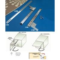 Pocket Door Slide Pivot Door Slide Hardware Inset Application Flipper Door Slide