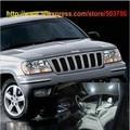 Бесплатная Доставка 12 шт./лот Белый Интерьер СВЕТОДИОДНАЯ Подсветка Для Jeep Grand Cherokee 1999-2004
