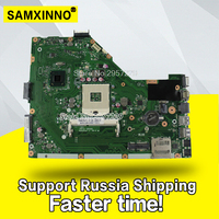 X55A Motherboard REV.2.2 For ASUS X55A X55V X55C laptop Motherboard X55A Mainboard X55A Motherboard test 100% ok