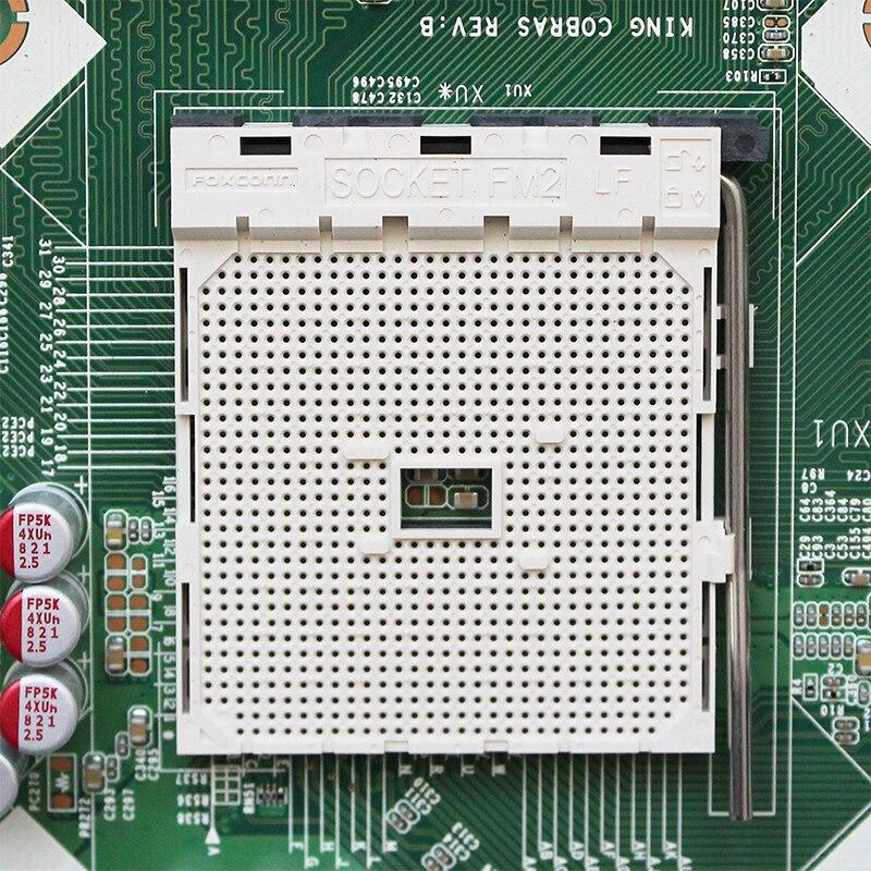 676196-002 Original For HP PRO 6305 SFF A75 desktop motherboard FM2 DDR3 703596-001 703596-501 703596-601 100% fully Tested 5