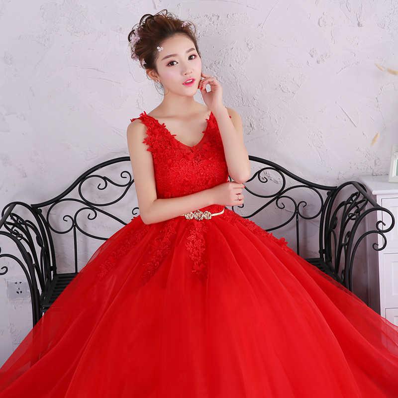 491bb6130 ... Ruthshen calentamiento rojo vestidos de dulces 16 Vestidos de  quinceañera con Appliques sin mangas dulce 15 ...