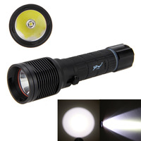 Bicycle Light 2000Lm XM L2 LED Scuba Diving Flashlight Torch Waterproof Light Lantern Led Lamp