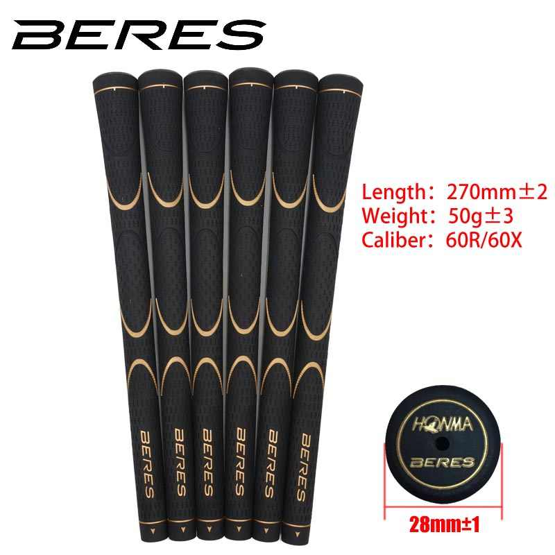 Golf grips High quality rubber grips Beres wholesale Honma iron grip Freeshipping 10pccs