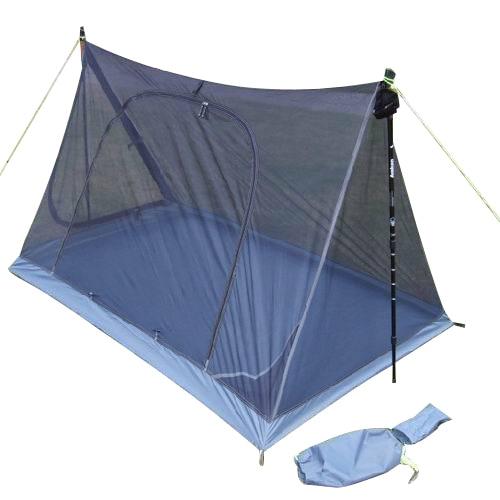 Eisman AXEMAN Könnyű, kétrétegű, lélegző nyár, a szúnyog - Kemping és túrázás
