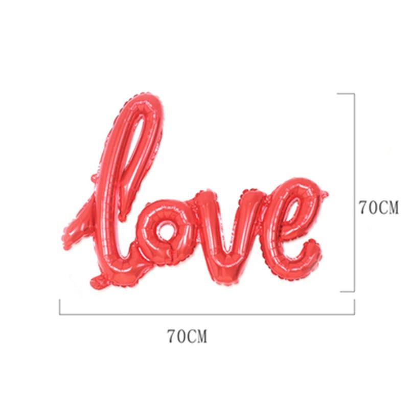 连体红色LOVE LT RD LOVE