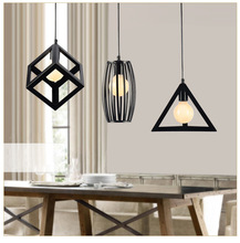 Badminton chandelier lighting Minimalist modern Scandinavian dining room restaurant lamps Creative personality bar hanging light недорого
