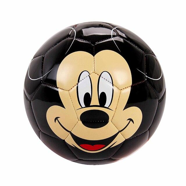 727cc28fe75a1 Disney 2   Mini 3D PVC Bola de Futebol Crianças Atividades Ao Ar Livre  Esportes Quadrado