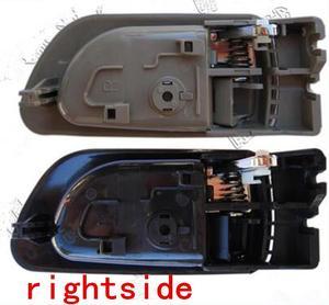 Image 4 - Пара черных, серых, бежевых ручек для дверей Great wall haval hover H3 H5 2010 2013, внутренняя ручка, ручка для автомобильных дверей