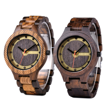 BOBO BIRD L-Q09 Watches Men Wrist Relojes Hombre Factory Wholesale Retro Wood Watch in 2018