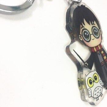 Акриловый брелок Гарри Поттер 1