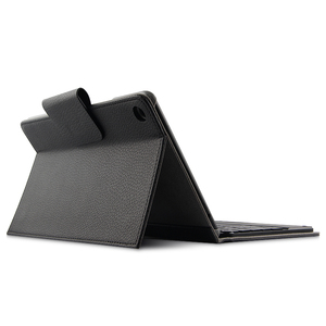 """Image 2 - Capa protetora para xiaomi mi pad 4 e 4 plus, capa de proteção, sem fio, bluetooth, teclado, couro pu, mipad4 plus 10, 10.1 """""""" estojo do tablet"""
