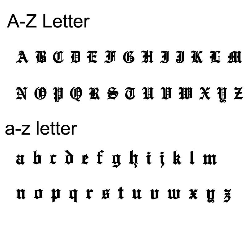 Tiny Letter Font