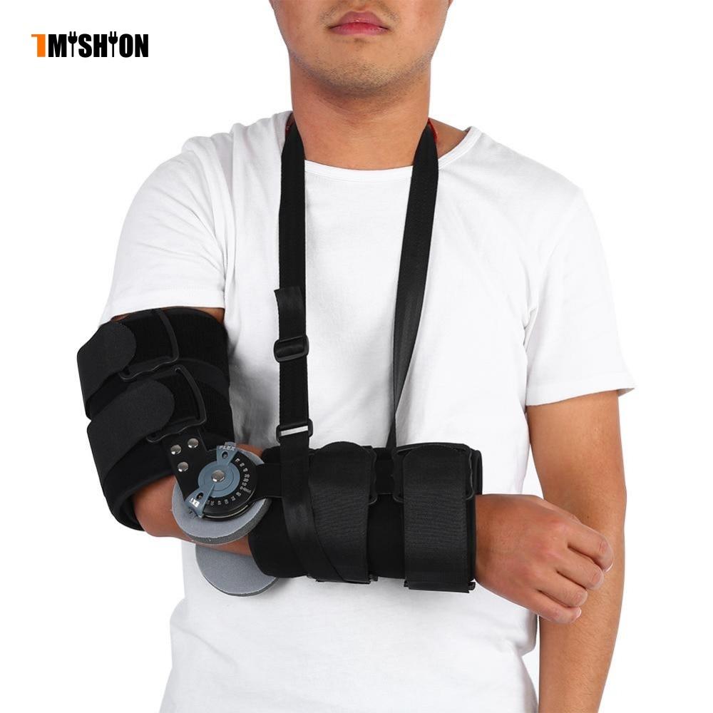 Adjustable Arm Sling Shoulder Immobilizer Arm Support Brace Wrist Sprain Forearm Fracture