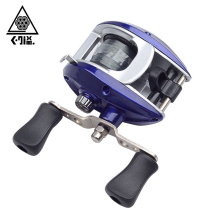 High Quality Baitcasting Fishing Reel with Fishing Line Right Hand Bait Casting Fishing Reel Fishing Tackle Gear