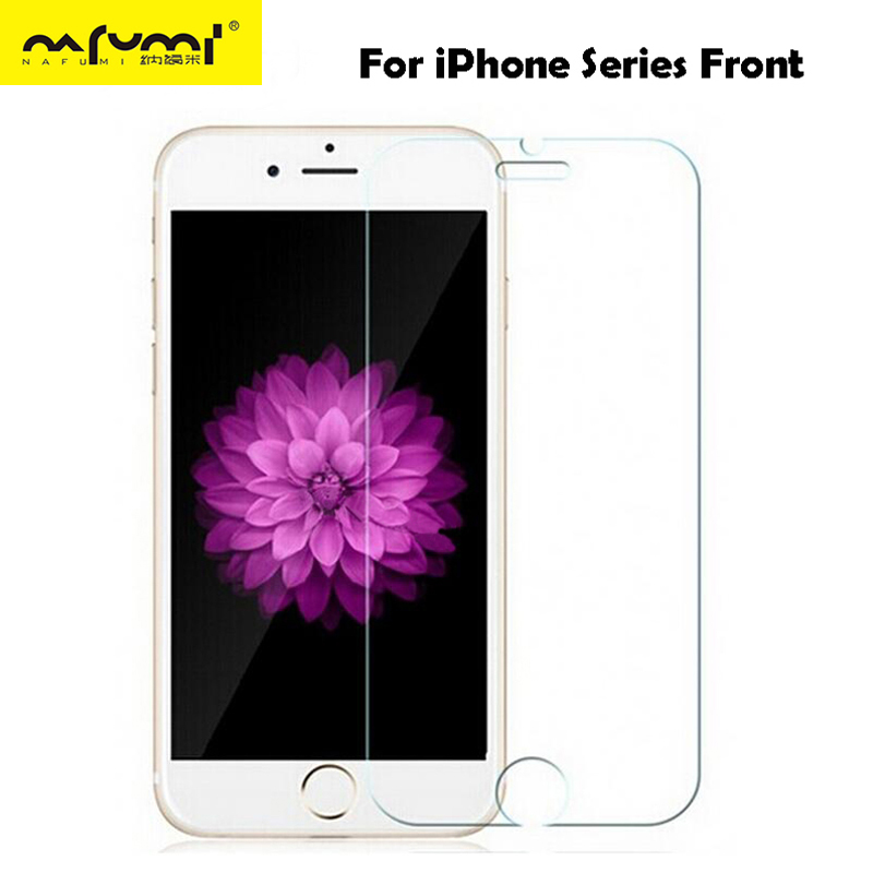 Protective Glass For IPhone 6s 6 7 8 Plus 5 S Se XS Max XR Glass On IPhone 7 6 Tempered Glass On The For IPhone Se 6 7 8 Plus X