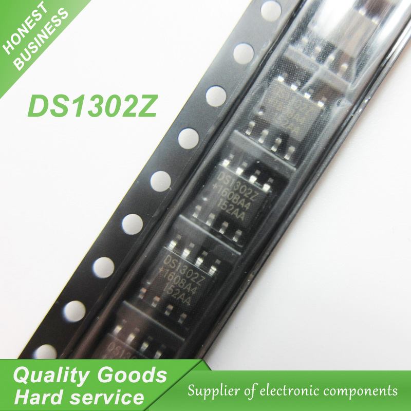 10pcs DS1302Z DS1302 SOP-8 Real Time Clock Trickle-Charge Timekeeping Chip  new original 2f38192a300b8