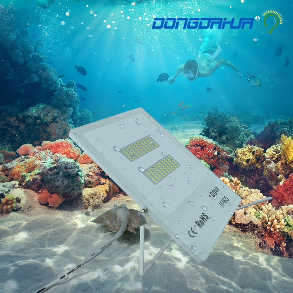 LED projector ip65 leds waterproof led the reflector out of outer door light to flood led reflector 10W 20W 30W 50W 70W aquarium