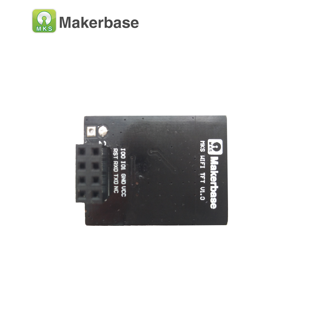 lowest price Makerbase MKS TFT WIFI APP 3D printer wireless router ESP8266 WIFI module remote control for MKS TFT touch screen