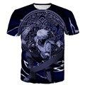 Новые Harajuku Tee Shirt Женщины Мужчины Винтаж Религия Стиль Аниме футболки Классический Наруто Какаши 3D майка Hipster Тройники топы