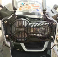 DuDuDanQi Headlight Protection Cover Grille Guard Cover Protector For BMW R1200GS LC 2013 On Adventure 2014