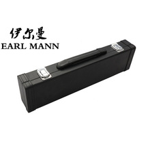 Graceful Luggage Bags Portable Flute Pu Hard Case Musical Instruments Package Factory Genuine Low price