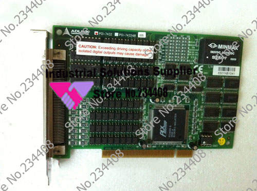 Original Borad PCI-7434 high quality 100% Tested Good Quality original ni pci 6013 selling with good quality and professional