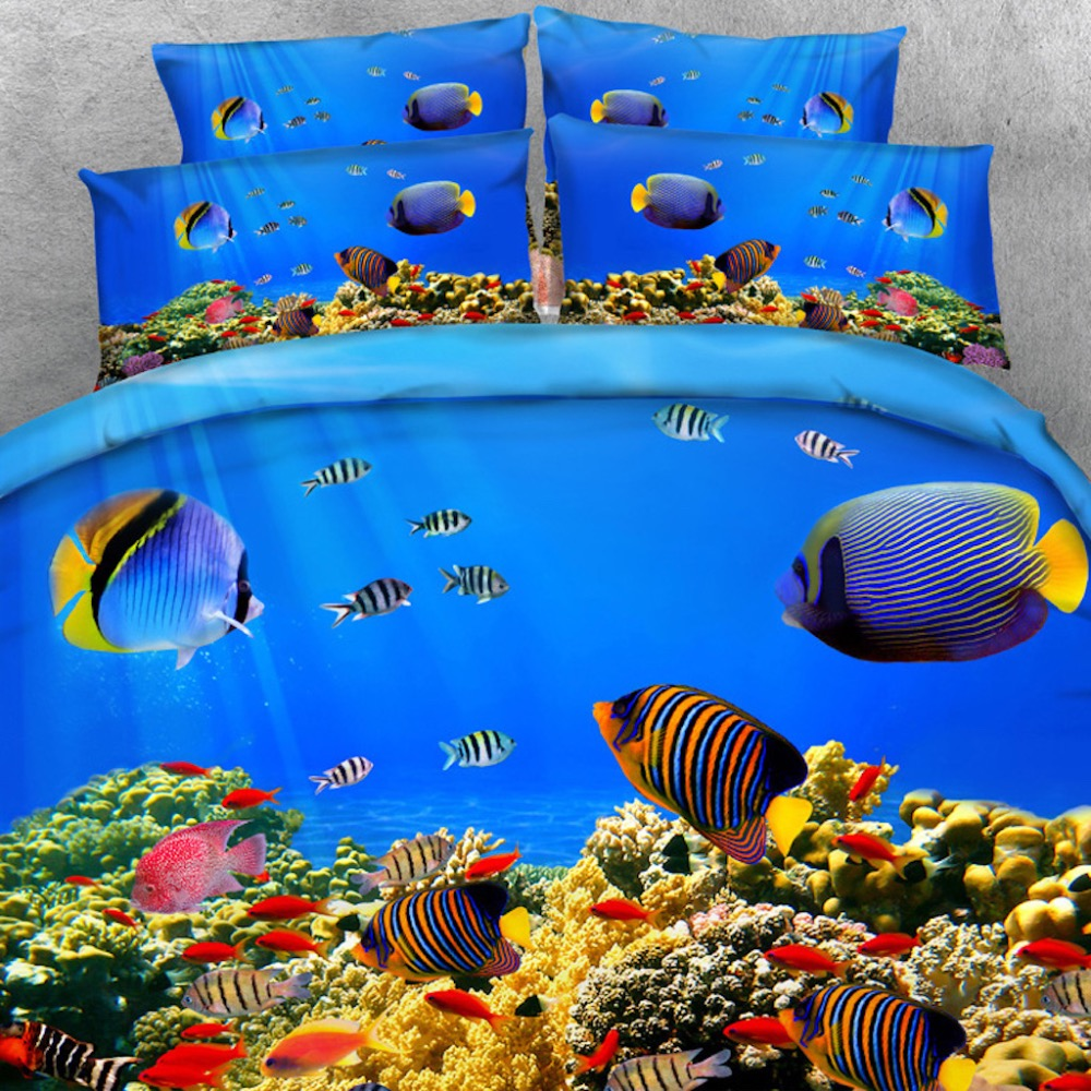 Goldeny brand 3 parts per set tropical fish and blue coral for Discount aquarium fish and reef