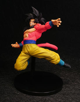 Figura de Son Goku en Super Saiyan 4 de Dragon Ball GT (20cm) Figuras Merchandising de Dragon Ball