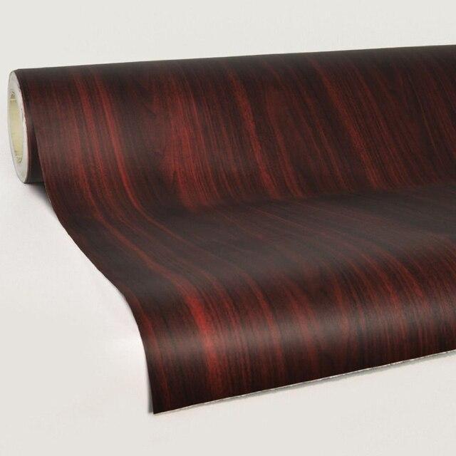 Hot sale PVC material wood vinyl grain wood grain sticker Car interior decoration stickers/Wallpaper pvc wood grain paper-W1371